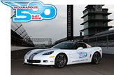2012 Corvette ZR1 pace car