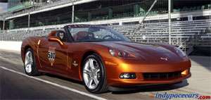 2007 Corvette Indy Pace Car